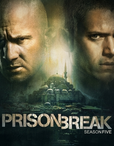 prison break season 5 poster