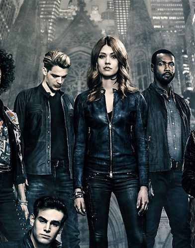 Shadowhunters tv series Poster