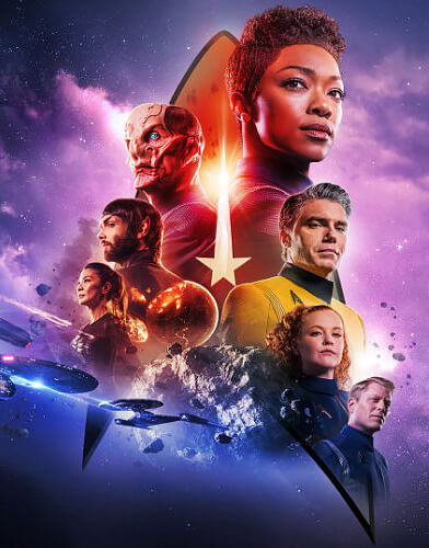 star trek discovery season 2 poster