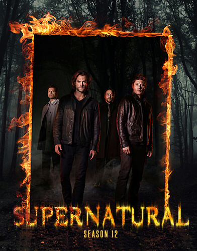 Supernatural Season 12 Poster