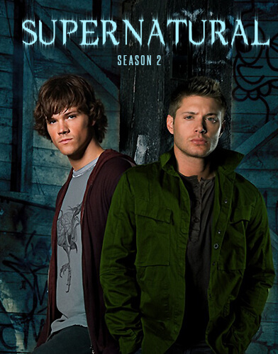 Supernatural Season 2 Poster
