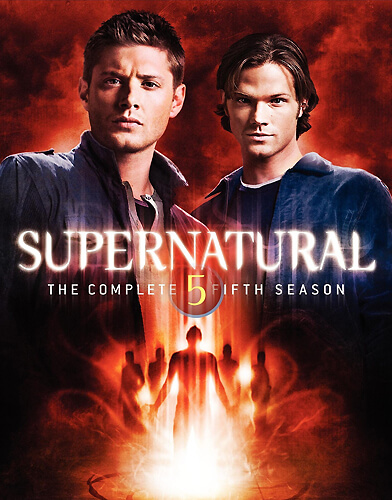 Supernatural Season 5 Poster