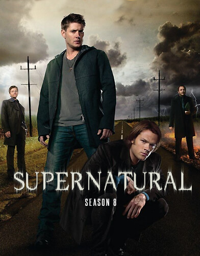 TV Show Supernatural Season 8  Today's TV Series  Direct