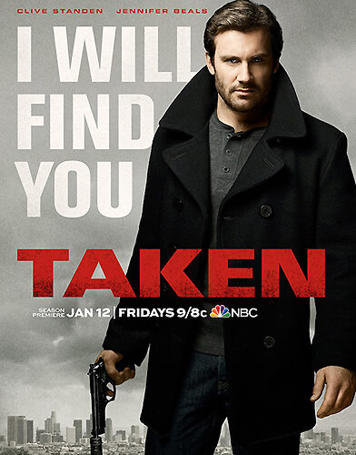 TV Show Taken season 2  Today's TV Series  Direct Download Links