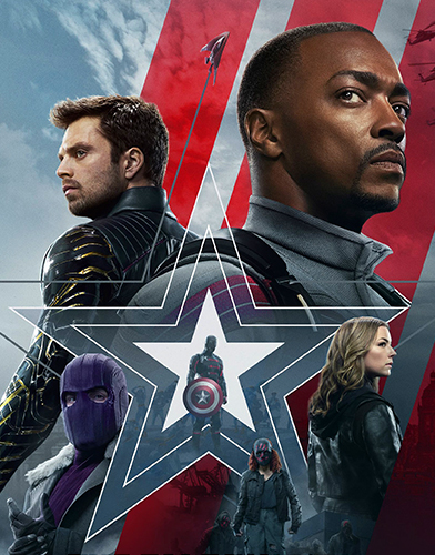 The falcon and the winter soldier season 1 poster