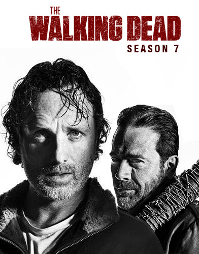The Walking Dead Season 7 Poster