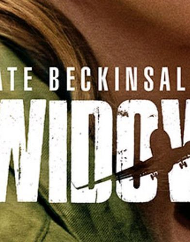 the widow tv series poster