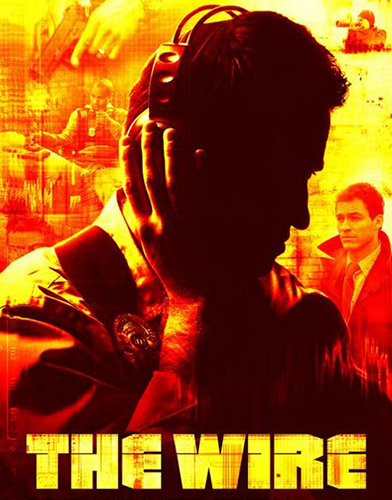 the wire season 2 poster
