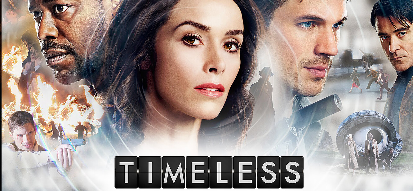 Timeless tv series poster