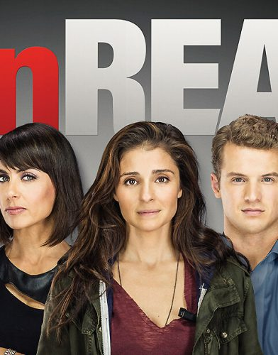 Unreal tv series poster